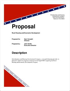 Proposal Letters - School of Computing and Information